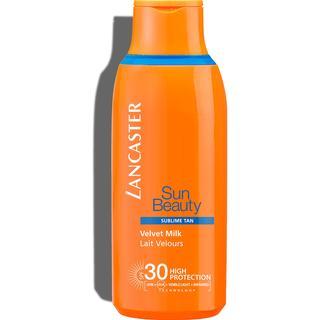 Lancaster Sun Beauty Velvet Milk Sublime Tan SPF30 175ml