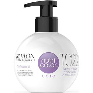 Revlon Nutri Color Creme #1022 Intense Platinum 270ml