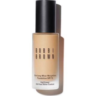 Bobbi Brown Skin Long-Wear Weightless Foundation SPF15 #6 Golden