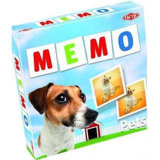 Tactic Pets Memo
