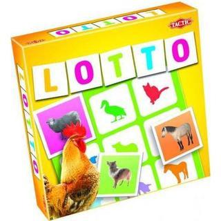 Tactic Farm Animals Lotto