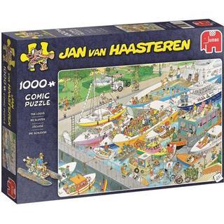 Jumbo Jan Van Haasteren The Locks 1000 Pieces