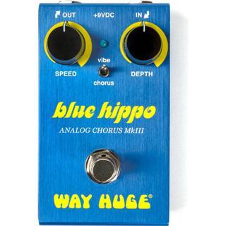 Jim Dunlop WM61 Way Huge Smalls Blue Hippo Analog Chorus MK3