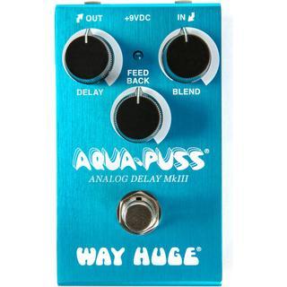 Jim Dunlop WM71 Way Huge Smalls Aqua-Puss Analog Delay MK3