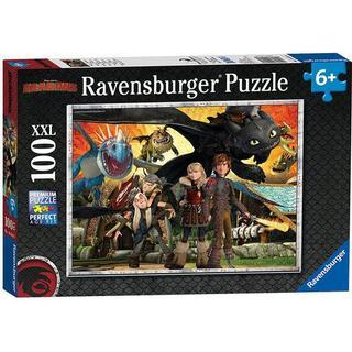 Ravensburger How to Train your Dragon XXL 100 Pieces