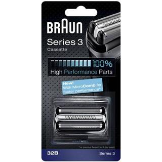 Braun Series 3 32B Shaver Head
