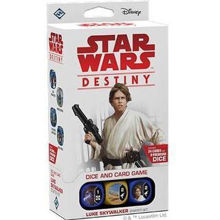 Fantasy Flight Games Star Wars: Destiny Luke Skywalker Starter Set
