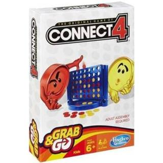 Hasbro Connect 4 Grab & Go Travel