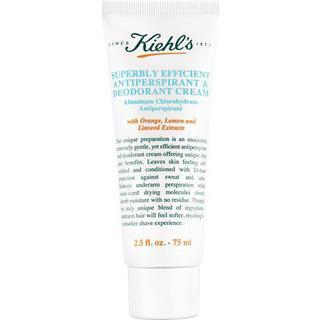 Kiehl's Superbly Efficient Anti-Perspirant & Deo Cream 75ml