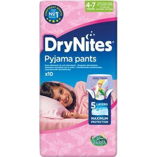 DryNites Pyjama Pants Girl 4-7
