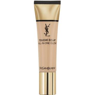 Yves Saint Laurent Touche Éclat All-in-One Glow Foundation BR30 Cool Almond