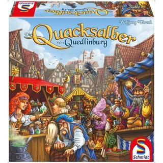Schmidt The Quacks of Quedlinburg