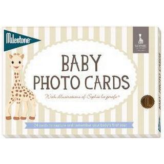 Milestone Baby Photo Cards Sophie la Girafe