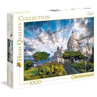 Clementoni High Quality Collection Montmartre 1000 Pieces