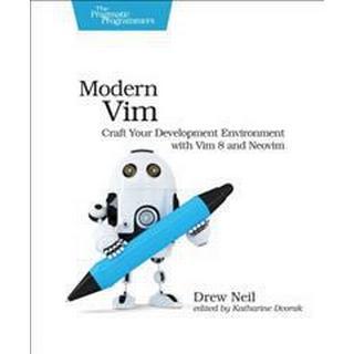Modern Vim (Pocket, 2018)