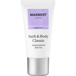 Marbert Bath & Body Classic Anti-perspirant Deo Roll-on 50ml
