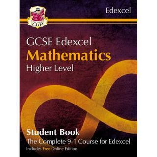 New Grade 9-1 GCSE Maths Edexcel Student Book - Higher (with Online Edition) (CGP GCSE Maths 9-1 Revision)