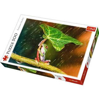 Trefl Green Umbrella
