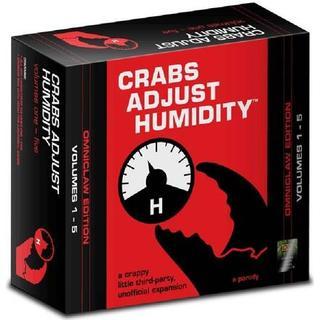 Crabs Adjust Humidity: Omniclaw Edition