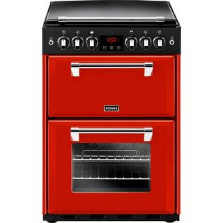 Stoves Richmond 600G Red