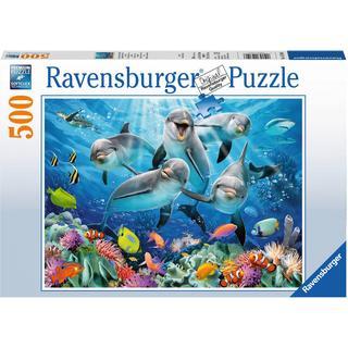 Ravensburger Dolphins 500 Pieces