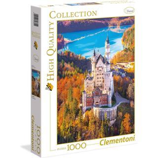 Clementoni High Quality Collection Neuschwanstein 1000 Pieces