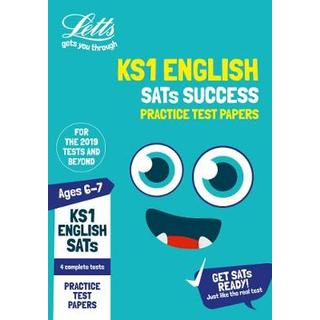 KS1 English SATs Practice Test Papers: 2019 tests (Letts KS1 Revision Success)