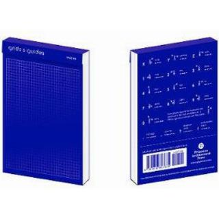 Grids & Guides (Micro Blue): A Pocket Size Notebook