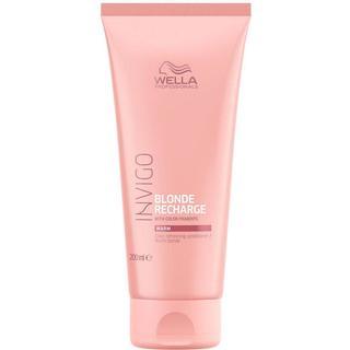 Wella Invigo Warm Blonde Color Refreshing Conditioner 200ml