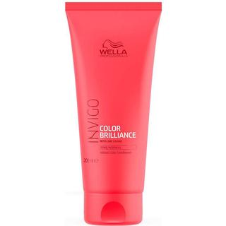 Wella Invigo Color Brilliance Vibrant Color Conditioner for Fine/Normal Hair 200ml