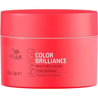 Wella Invigo Color Brilliance Vibrant Color Mask Fine/Normal Hair 150ml