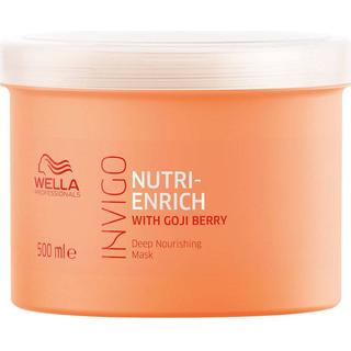 Wella Invigo Nutri-Enrich Deep Nourishing Mask 500ml