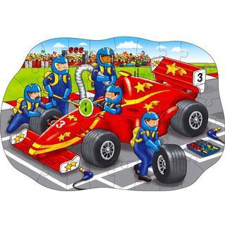Big Racing Car 45 Pieces