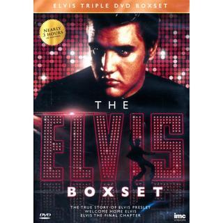 The Elvis ( Triple DVD ) Boxset