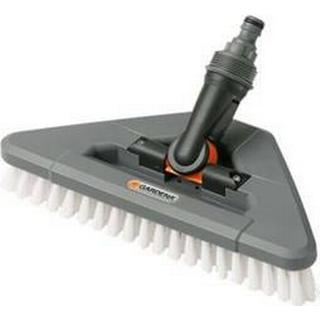 Gardena Scrubbing Brush with Elbow Joint