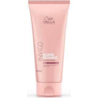 Wella Invigo Blonde Recharge Cool Blond Color Refreshing Conditioner 200ml