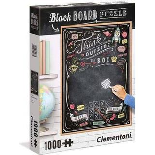 Clementoni Blackboard Think Outside the Box 1000 Pieces