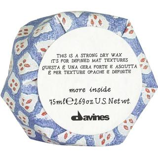 Davines Strong Dry Wax 75ml