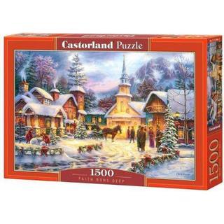 Castorland Faith Runs Deep 1500 Pieces