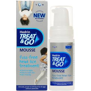 Hedrin Treat &go Mousse 100ml