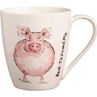 Price and Kensington Back To Front Pig Cup