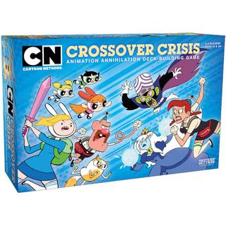 Asmodee Cartoon Network Crossover Crisis Animation Annihilation