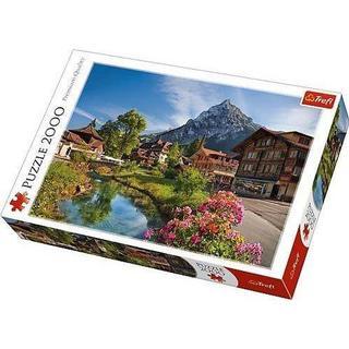 Trefl Alps in the Summer