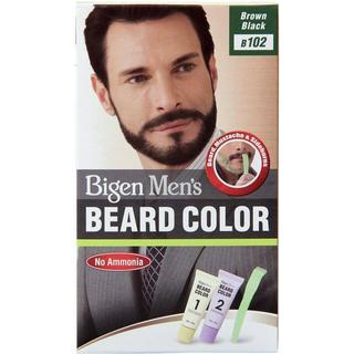 Hoyu Bigen Men's Beard Colour B102 Brown Black