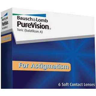 Bausch & Lomb PureVision Toric for Astigmatism 6-pack