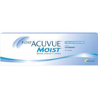Johnson & Johnson 1-Day Acuvue Moist for Astigmatism 30-pack