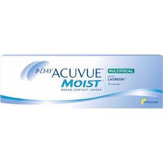 Johnson & Johnson 1-Day Acuvue Moist Multifocal 30-pack