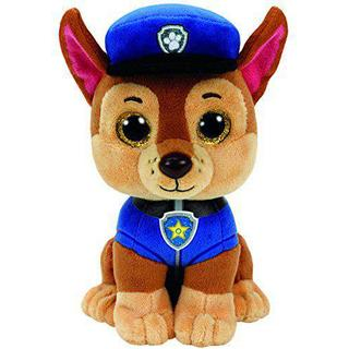 TY Beanies Paw Patrol Chase 15cm