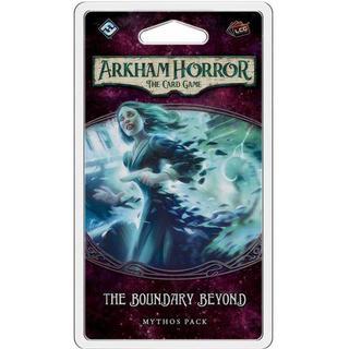 Fantasy Flight Games Arkham Horror: The Card Game The Boundary Beyond Mythos Pack