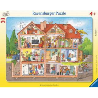 Ravensburger View into The House 30 Pieces